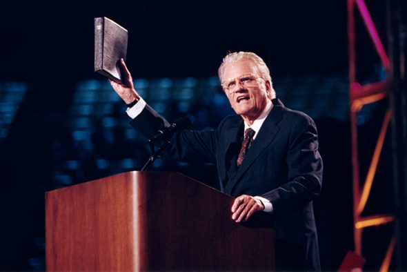 BILLY GRAHAM; A TRUE DEFINITION OF SUCCESS